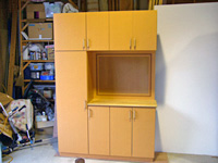 古くなっても材料から再び、新しい家具を生み出す